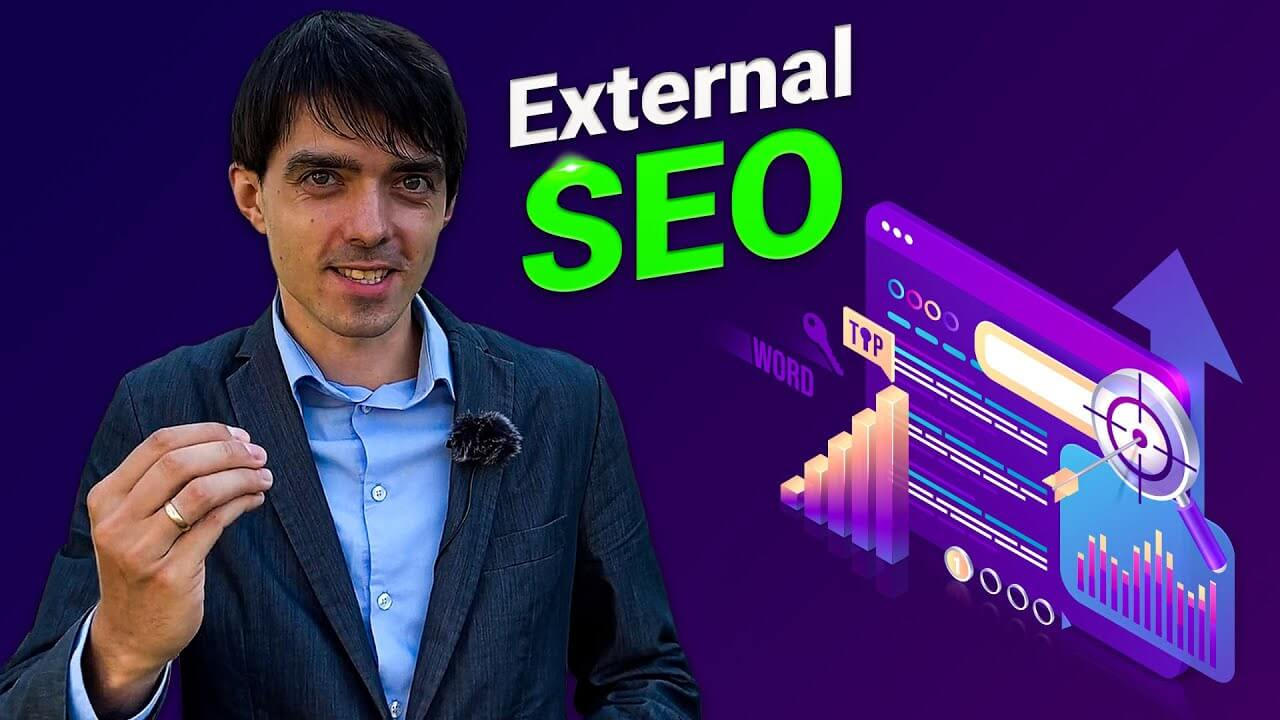 external seo for moving company landing page